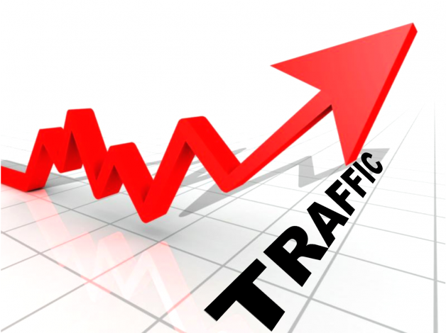 Drive Traffic to your Brand…